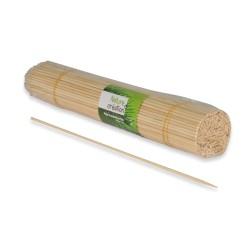 pique brochette bambou 25cm recyclable et compostable par 200