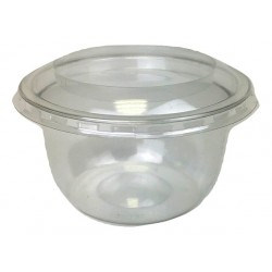 Couvercle pour Pot dessert cristal 205ml par 50