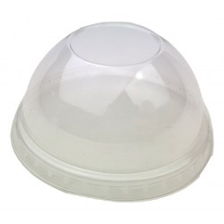 Couvercles cristal dome diam 78mm par 50