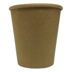 Gobelet éco kraft 12cl compostable par 1000