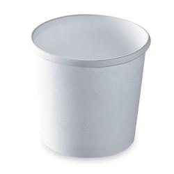 Pot à soupe carton recyclable blanc 360ml par 500